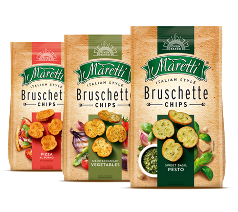 Bruschette pack