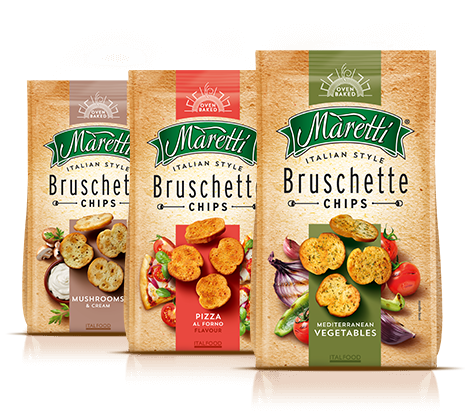 Bruschette pack